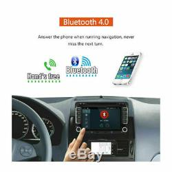 Android July 2 Din Car DVD Gps Navi Wifi For Vw Golf Polo Passat Touran May 6