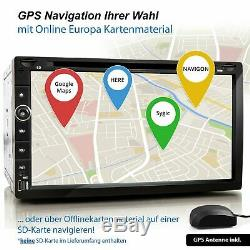 Android Radio With 10 2din Gps Navi Bluetooth Usb Wifi 32gb