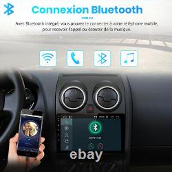 Autoradio Android10.0 2+32gb For Nissan Qashqai J10 2006-2013 Gps Navi Wifi Usb