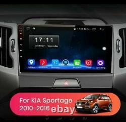 Autoradio Android 9 Kia Sportage 2010-2016 Navi Gps Bluetooth Wi-fi