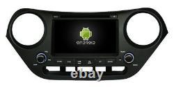 Autoradio DVD Gps Navi Android 9.1 Dab-carplay Wifi Hyundai I10 2016 K6277
