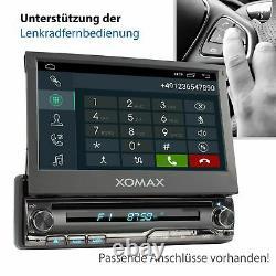 Autoradio With Android 10 2gb 32gb Ram Navi DVD Bluetooth Wifi 3g 4g Dab 1din