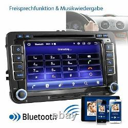 Autoradio With Android 10 For Vw Skoda Seat Navi DVD CD Usb Sd Wlan