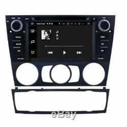 Bmw E90 E91 E92 E93 3er Android 8 Car DVD Gps Navi Wifi Touchscreen Usb Sd
