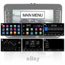 Car 7 Inch Android 8.1 Gps Navi 2din Fm 5v 6 Golf Passat Varian Nmy
