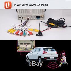 Car Audio 7.1 Ford Fiesta Transit C-max Kuga Gps Navi Dab + Radio Tnt-in