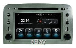 Car DVD Gps Android 9.0 4gb Wifi Bt 8core Navi Alfa Romeo Gt / 147 Iii-8805a