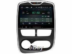 Car DVD Gps Navi Android 8.0 4gb Dab + Wifi Renault Clio 2015 V5387