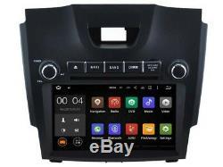 Car DVD Gps Navi Android 8.1 Dab + For Chevrolet S10 Isuzu D-max Rh5714b