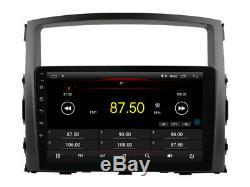 Car DVD Gps Navi Android 8.1 Dab + Mitsubishi Montero Pajero Shogun Dk9846