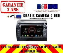 Car DVD Gps Navi Android 8.1 Dab + Peugeot Boxer K5586