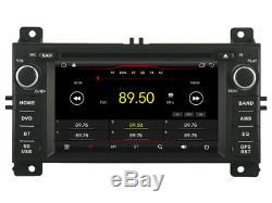 Car DVD Gps Navi Android 8.1 Dab + Usb Jeep Grand Cherokee 2012+ K6840