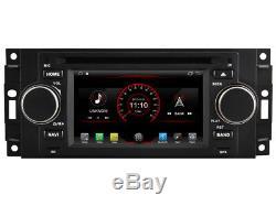 Car DVD Gps Navi Android 8.1 Dab + Usb Wifi Chrysler 300c Pt Cruiser K6833