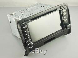 Car DVD Gps Navi Android 9.0 + Wifi Dab Audi Tt (06-14) Rv5525