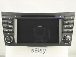 Car DVD Gps Navi Android 9.0 + Wifi Dab Mercedes Benz G-class W463 Rd5799