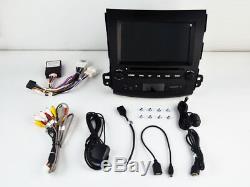 Car DVD Gps Navi Android 9.1 Dab + Usb Wifi Mitsubishi Outlander K6848c