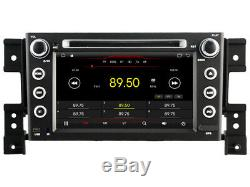 Car DVD Gps Navi Android 9.1 Dab + Usb Wifi Suzuki Grand Vitara 05-12 K6660