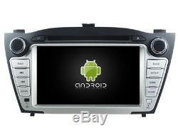 Car DVD Navi Gps Android 9.0 4gb Bt Dab + Wifi For Hyundai Ix35 Rv5735