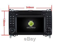 Car DVD Navi Gps Android 9.0 4gb Dab + Wifi Mercedes B-class W245 Rv5716