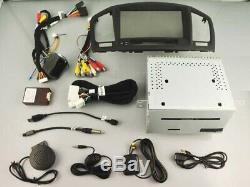 Car DVD Navi Gps Android 9.0 Wifi + Bluetooth Dab Opel Insignia Rv5753