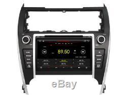 Car DVD Navi Gps Android 9.1 Dab Usb + 2012 Toyota Camry K6143