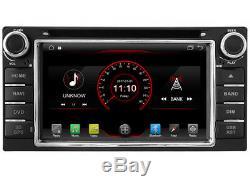 Car DVD Navi Gps Android 9.1 Dab + Usb Toyota Fortuner, Prado K6158