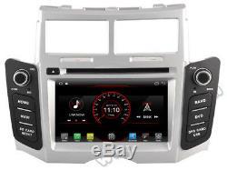 Car DVD Navi Gps Android 9.1 Dab + Usb Toyota Yaris (05-11) K6111