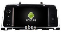 Car DVD Navi Gps Android 9.1 Dab + Usb Wifi Bt Carplay Kia K5 2015+ K6593