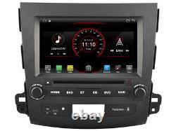 Car DVD Navi Gps Android 9.1 Dab + Usb Wifi Citroen C-crosser K6848