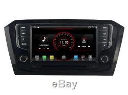 Car DVD Navi Gps Android 9.1 Dab + Usb Wifi Vw Passat B8 2017 K6249