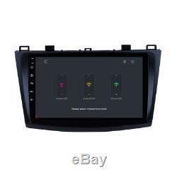 Car Mazda 3 8 9 Android Touchscreen Bluetooth Gps Navi 3d DVD Usb Sd Wifi