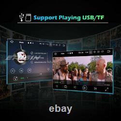 Carplay Dab-android 10.0 Autoradio Gps Tnt Rds For Vw Touarge T5 Multivan V Navi