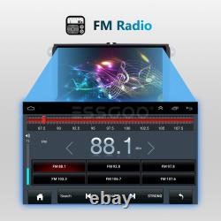 Carradio Stereo 9 Android 9.1 2-32g Gps Navi Wifi Fur Vw Golf 5 Passat Tiguan