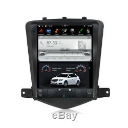 Chevrolet Cruze Android 8.1 Touch Screen Gps Receiver 10.4 3d Navi Usb Wifi