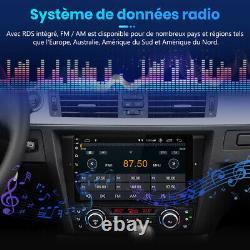 Dab+ Android 10.0 Autoradio For Bmw 3 Series E90 E91 E92 Gps Navi Wifi Dsp Usb