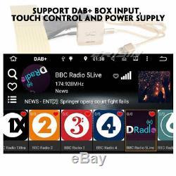 Dab + Android 9.0 Car DVD Gps Navi Wfi Bluetooth Obd 4g Tnt For Fiat Bravo