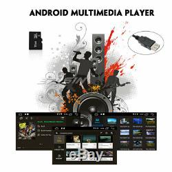 Dab + Android 9.0 Car Gps Navi Tnt Fm Transit Ford Focus S / C-max Kuga Galaxy