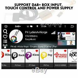 Dab + Android 9.0 Radio Bmw 5er E39 M5 X5 E53 Gps Tnt Wifi + 4g DVD Dvr Bt Navi