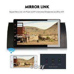 Dab + Car Radio For Bmw 5 Series E39 X5 E53 M5 Navi Gps 4g Tnt Wifi 9android 8.1