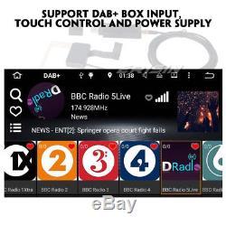 Dab + Mercedes Benz Cls / E / G-klasse Car Radio W219 W211 8 Android 8.0 Navi Gps 4g