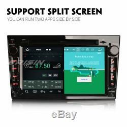 Dab + Navi Android 9.0 Car Vauxhall Corsa Opel Vivaro Zafira Signum Astra H