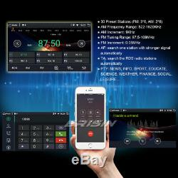Dab + Radio Fm Navi Android 9.0 Wifi To 6-core Mercedes ML / Gl Class W164 X164