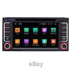 Daihatsu Toyota Rav4 Corolla 2 Din Car Gps Navi 8 Android Usb Bluetooth Sd