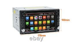 Double 2din Autoradio CD Player Universal DVD Android 10.0 Gps Navi Bt Camera