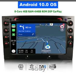 Double Din Gps Radio Navi Renault Megane 2003-2010 7 Android 10 DVD Player