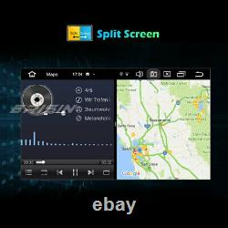 Dsp Android 10 Dab+ Autoradio For Seat Ibiza Gps Carplay Obd2 Bluetooth Navi Tnt