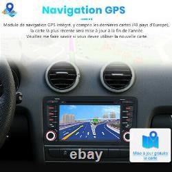 For Audi A3 S3 Rs3 8p 8v 8pa 7 Android10.0 Autoradio Gps Navi Bt Dab-cd 2-32gb
