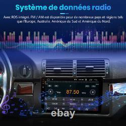 For Bmw 5 Series E39 1996-2003 9android 10.0 Gps Radio Navi Bt Wifi Dab+