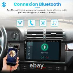 For Bmw 5er E39 X5 E53 M5 Dab+ Autoradio Navi Gps Android 10.0 Bluetooth Dsp