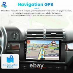 For Bmw X5 M5 E53 9autoradio Android10 Dab-gps Navi Dsp Wifi Bluetooth Usb Rds